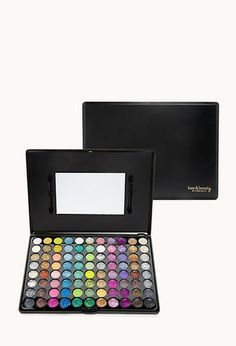 Shades Of Glitter Eye Palette   FOREVER21 - 1000066534