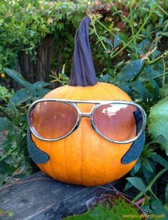 ten decidedly non traditional pumpkin carving and decorating ideas that are silly instead of spooky