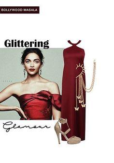 Bollywood Masala, Vip, Scrap, Android, Wonder Woman, Glamour, Medium, Check, How To Wear