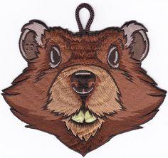 Beaver Critter Gear for Wood Badge