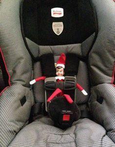 - Lutin de Noël: 25 nouveaux tours rigolos trouvés sur Pinterest