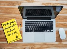 Postagens relacionadas para blog ao final dos posts- simples e sem complicação