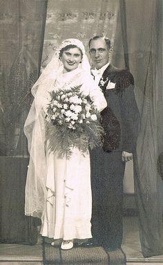 Wedding 1936