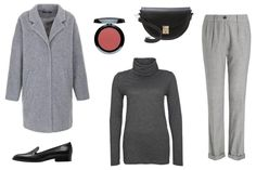 #Outfit Inspiration: All #Grey / #Grau