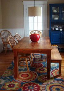 Farm tables... New England Country