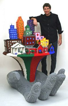 You got the world at ur fingertips  the lego world at least