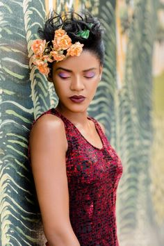 Shoot , model, high fashion , khwezi ngwenya , ice model management durban
