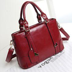 c0817cdf5374   95.00  Handbag 2015 Korean fashion bag PU women bag new portable single diagonal  shoulder bag