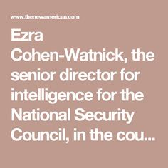"Ezra Cohen-Watnick, the senior director for intelligence for the National Security Council, in the course of a review, discovered that Rice had made multiple requests to ""unmask"" U.S. persons found in the reports. When he brought this dubious activity to the General Counsel's office at the White House, he was told to drop his probe. One unnamed U.S. official noted that the reports contained political information, such as with whom the Trump transition people were meeting, the views of…"