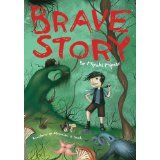 Amazing Book! I loved it!  A young boy finds his destiny in a world of fantasy. L to R (Western Style). The Bravest Story Ever Told Young Wataru Mitani's life is a mess. His father has abandoned him, and his mother has been hospitalized after a suicide attempt. Desperately he searches for some way to change his life--a way to alter his fate. To achieve his goal, he must navigate the magical world of Vision, a land filled with creatures both fierce and friendly. And to complicate matters, he…