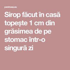 Sirop făcut în casă topește 1 cm din grăsimea de pe stomac într-o singură zi Medical, Drinks, Drinking, Beverages, Medicine, Drink, Med School, Beverage, Active Ingredient