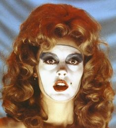 Susan Sarandon in The Rocky Horror Picture Show – 1975 Rocky Horror Picture Show Costume, Rocky Horror Costumes, Rocky Horror Show, Janet Rocky Horror, Columbia Rocky Horror, Show Makeup, Tv Movie, Horror Makeup, Zombie Makeup