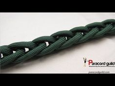 In this tutorial I show you how to finger knit paracord or any rope for that…