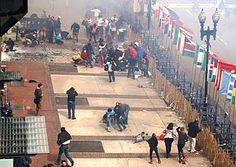 Boston Marathon bombings  April 15, 2013