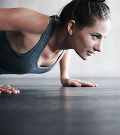 These tips will help you stick with your fitness routine when you're feeling grumpy or tired or frustrated or hungry. #fitness #motivation #exercise