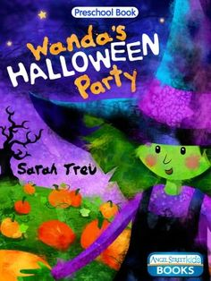 A cute preschool picture eBook about a witch named Wanda and her quest to host the perfect Halloween party.