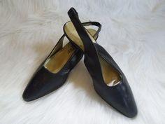 Women Sz 7 M #VeraCruz #Spain #Leather #Pumps #ClosedToe #WomensShoes