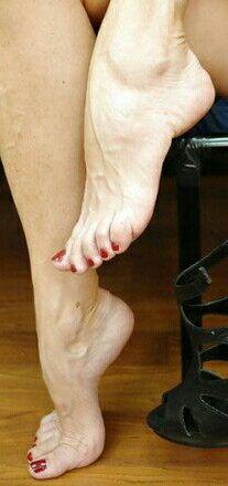 Jizz feet
