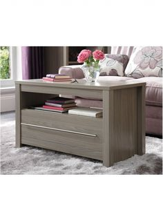 Consort Zenas Ready Assembled Coffee Table | Littlewoods.com   Home And  Garden Design Ideas