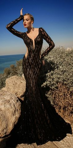 My dears, I've got some exciting news to share with you! One of our all-time favorite wedding dress designers, Galia Lahav, has just launched her very own collection of incredible evening dresses, called MoonStruck! The collection is a phenomenal array of black timeless pieces. Each dress more drop-dead gorgeous than the next. With plunging necklines, read more...