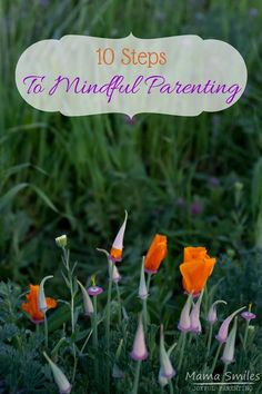 My life was transformed when I took these 10 steps to mindful parenting. Kids are a lot of work. Thanks to this approach, I love parenting and the work is more than worth the effort!