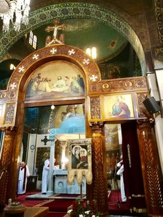Cairo, Jesus Christ, Saints, Fair Grounds, Lord, Around The Worlds, Icons, Crafts, Travel