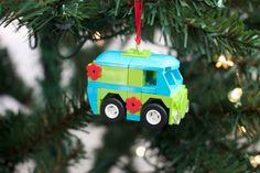 Legos, Lego Christmas Ornaments, Lego Scooby Doo, Lego Tree, Lego Gifts, Micro Lego, Mystery, Lego Design, Lego Projects