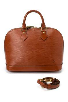 Vintage Louis Vuitton Leather Alma Handbag by LXR on @HauteLook