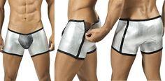 candyman Lingerie For Men, Sexy Lingerie, Andrew Christian, Sexy Men, Trunks, Underwear, Swimwear, Fashion, Manish