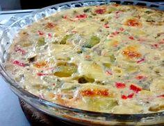 Receta: Delicia de vegetales al horno