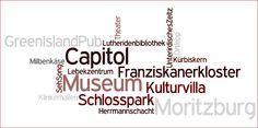 Kulturorte in Zeitz