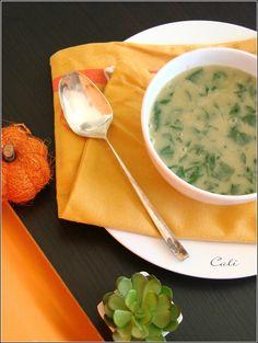 Soupe de Lentilles & d'Epinards 001
