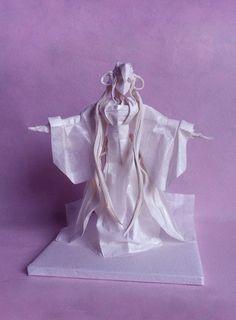 Origami Chinese Costume
