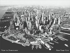 Still on my list: NYC