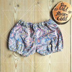 Items similar to Boho Style Baby Bloomers // Hippie Kids Shorts // Handmade Paisley Gypsy Diapercover // Toddler Shorts on Etsy Hippie Kids, Boho Fashion, Fashion Outfits, Baby Bloomers, Boho Baby, Kids Shorts, Boho Shorts, Gypsy, My Etsy Shop