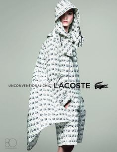 Karlie Kloss Gets Sporty for Lacoste's Spring 2013 Campaign by David Sims | Fashion Gone Rogue: The Latest in Editorials and Campaigns