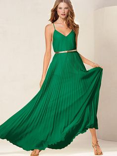 comes in tons of colors from victoria's secret. the movement of the pleats looks stunning in the breeze!