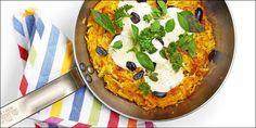 20 Minuten - Basilikum-Rösti mit Mozzarella - News