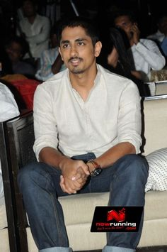 Siddharth Narayan at Something Something Audio Releasing Function