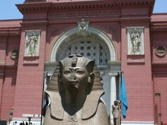 Egyptian Museum, Egypt New Year / http://www.shaspo.com/new-year-holidays-in-egypt-hot-deals / Visit Cairo Attraction including the Egyptian Museum in your New Year Holiday