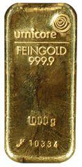1 Kilogramm Goldbarren kaufen