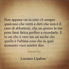 Non appena vai in crisi.. Freedom Life, Love Life Quotes, Meaning Of Life, More Than Words, English Quotes, Powerful Words, Life Inspiration, Sentences, Tattoo Quotes