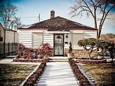Michael Jackson's Childhood Home - 2300 Jackson St., Gary, Indiana (been here, loved it)