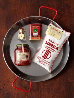 paella kit by JDY.