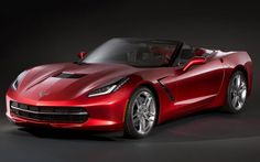 Chevrolet Corvette Stingray Convertible (not confirmed)