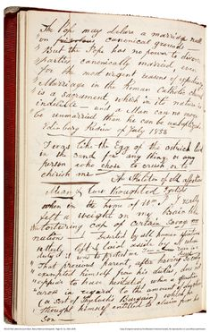 A page from Betsy Patterson Bonaparte's account books...America's first female self-made millionaire...who knew!
