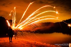 Playing with Explosives - Order fine art prints of this photo starting at $35.95.