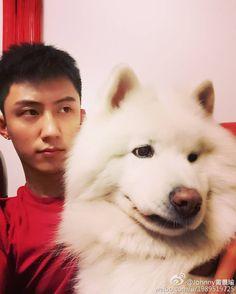 Johnny Huang jingyu weibo