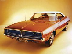 1960s muscle cars photos | transpress nz: 1969 Dodge Charger