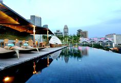 Naumi Hotel Singapore - 5 star hotel in singapore's central business district #sghotels